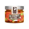Bio Ziegenkäsebällchen in Öl Chili