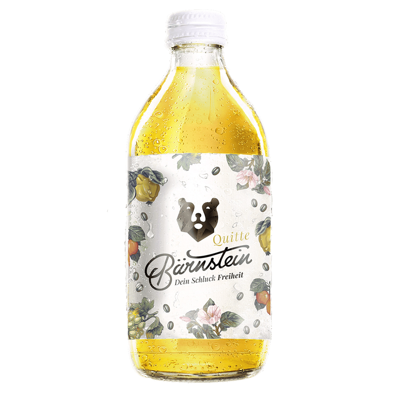 Bärnstein Quitte – 24 Flaschen – Gutes vom Bauer