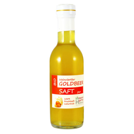 Goldbeersaft 250ml