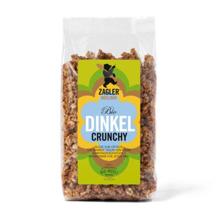 Bio-Dinkel-Crunchy - 500g