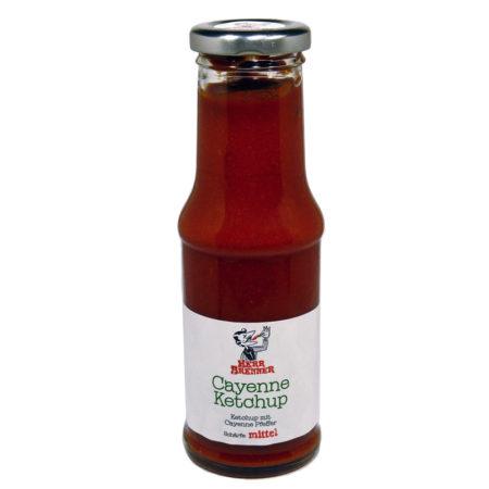 Cayenne Ketchup - 240g