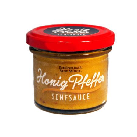 Honig Pfeffer Senfsauce- 100g