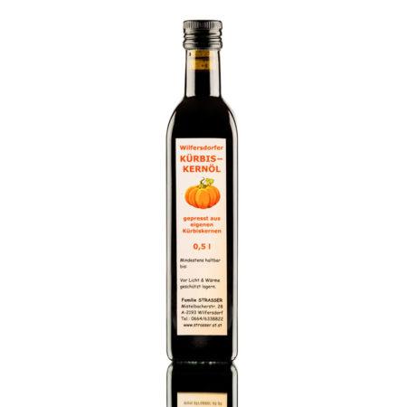 Kürbiskernöl - 500ml