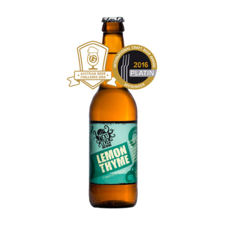 Lemon Thyme - 0,33l
