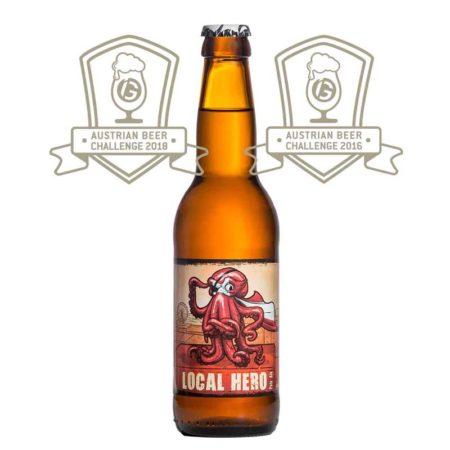 Local Hero - Easy Pale Ale - 0,33l