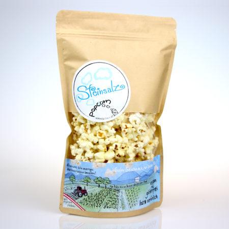 Popcorn Steinsalz - 60g