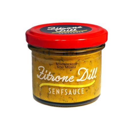Zitrone Dill Senfsauce - 100g