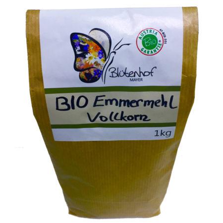 Bio Emmermehl Vollkorn - 1kg