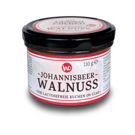 Bio Glaserlkuchen Johannisbeer-Walnuss - 110g