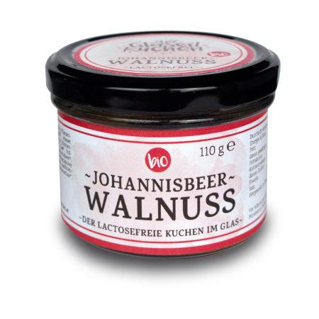 Bio Glaserlkuchen Johannisbeer-Walnuss - 110