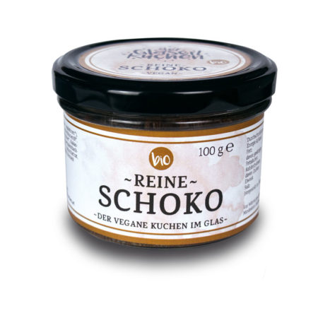 Bio Glaserlkuchen Reine Schoko - 100g