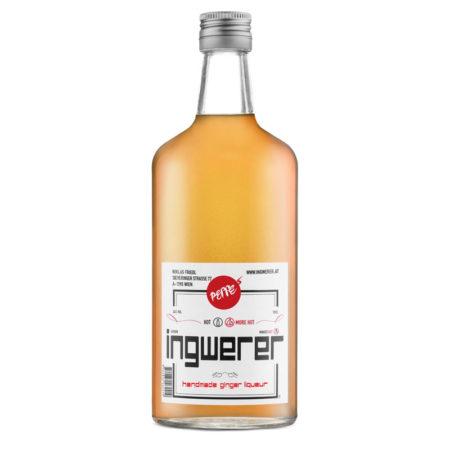 Ingwerer - Ingwer Likör - 700ml