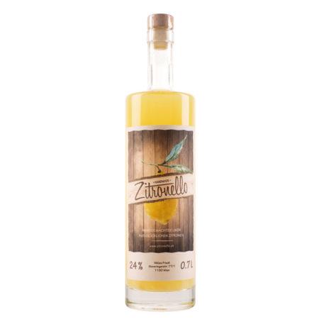 Zitronello - Zitronen Likör - 700ml