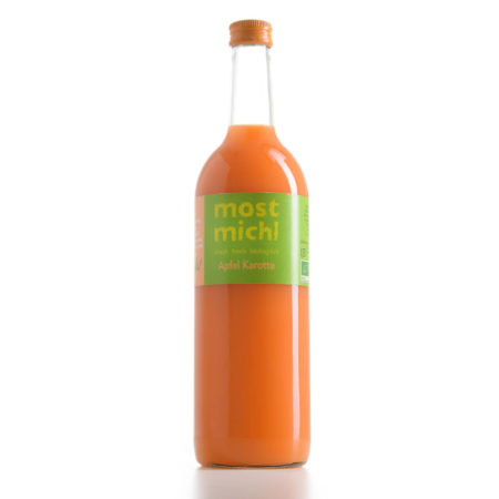 Bio Apfel-Karottensaft - 0,75l