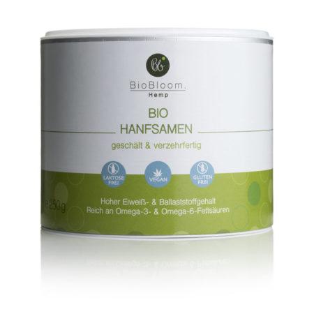 Bio Hanfsamen - 250g