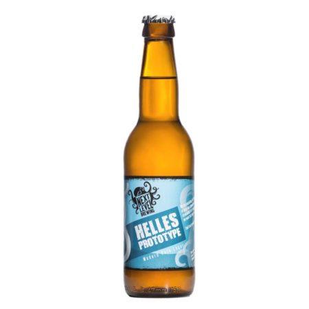Helles Prototype - Lagerbier