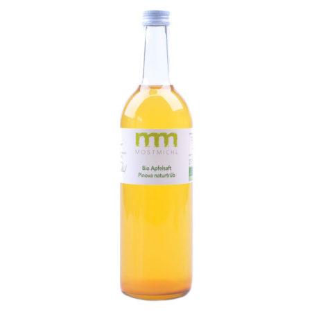 Bio Apfelsaft Pinova - 0,75l