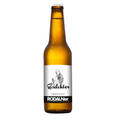 Rodauner Gselchter - obergäriges unfiltriertes bernsteinfarbenes Ale