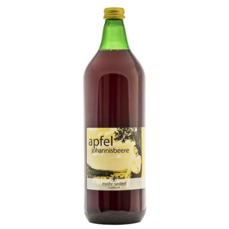 Apfel-Johannisbeersaft - 1l