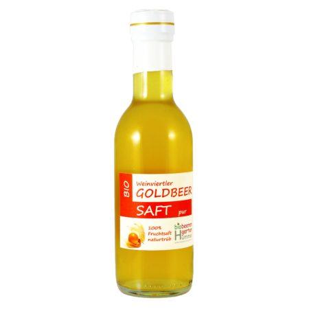 Goldbeersaft 250ml
