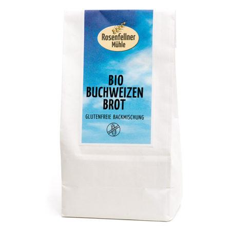 Bio Buchweizenbrot glutenfrei Backmischung - 500g