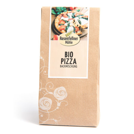 Bio Pizza Mehl Backmischung - 350g