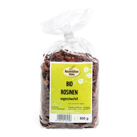 Bio Rosinen - 500g