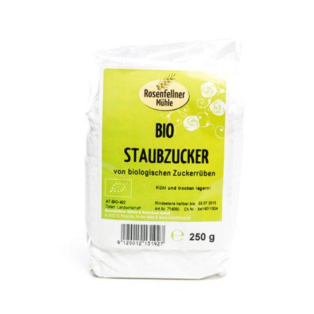 Bio Staubzucker - 250g