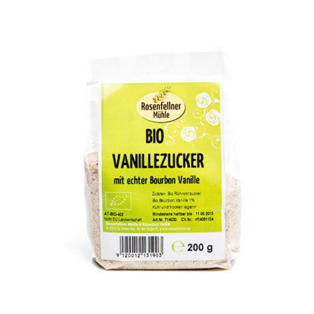 Bio Vanillezucker - 200g