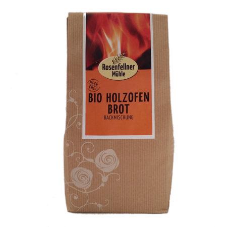 Bio Holzofenbrot Backmischung - 500g